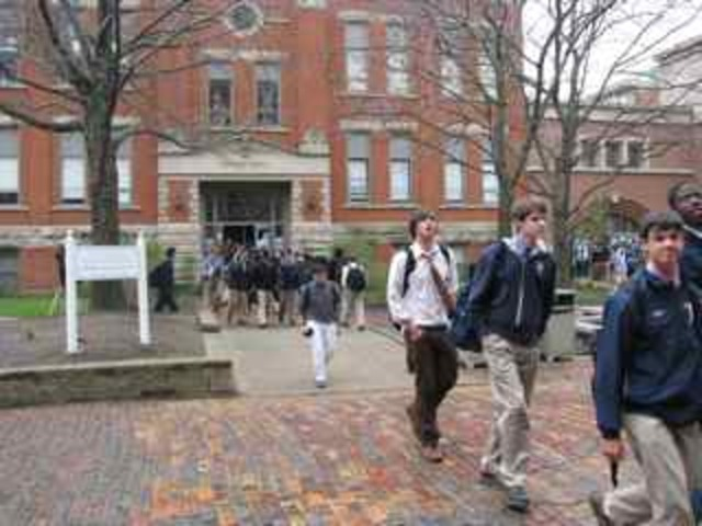 St. Marys becomes loyola hall