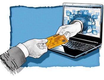 Sistema de pago por Internet