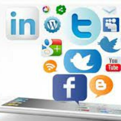 Historia del internet y redes sociales timeline