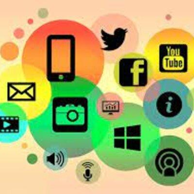 La historia del internet y las redes sociales timeline