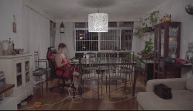 #32 Carla trabalha em casa
