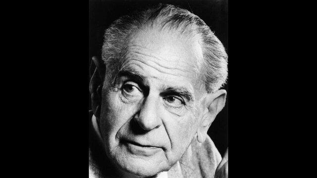 Karl Popper is Born