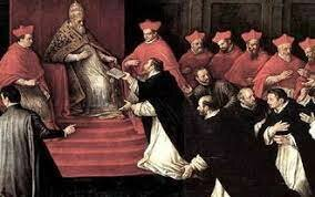 La primera orden religiosa que llegó al Perú