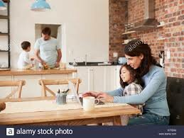 Variación en los tipos de familia según características del jefe