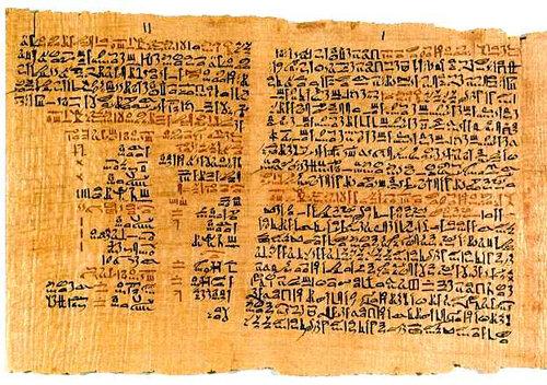 Papiro de Ebert