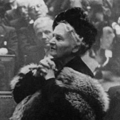 Timeline of Maria Montessori's Life and Work