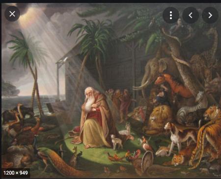 birth of Noah