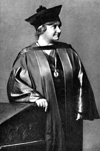 Maria Montessori Becomes a Doctor in Italy