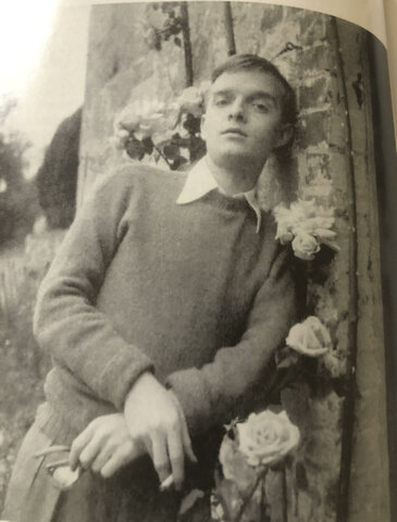 Capote Begins Writing Journey