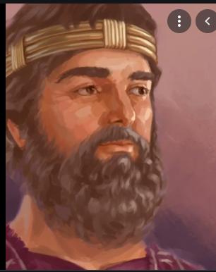 prophet Samuel anoints Saul as king of Israel