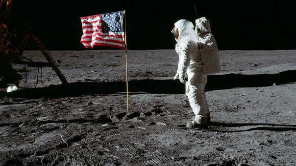 Apollo 11 y Neil Armstrong primer hombre en la luna