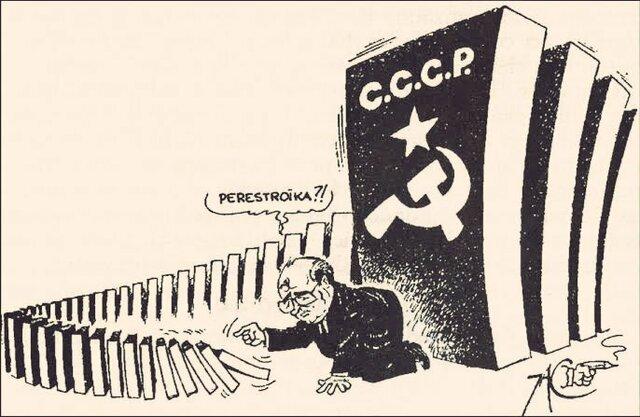 Glásnot y Perestroika