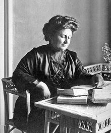 Maria Montessori Was Born in Chiaravalle, Italy