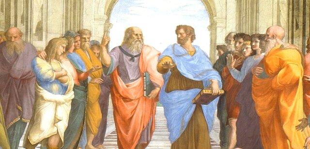 Desarrollos Griegos (500 a.c. - 300 a.c.)