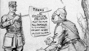 world war l Germany reparation