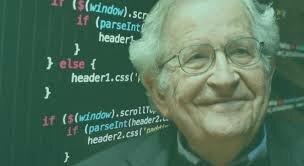 Siglo XX. Noam Chomsky crea la corriente conocida como generativismo.