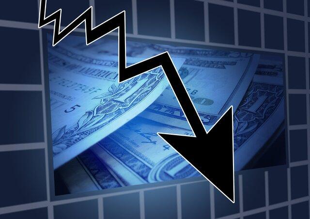 La economia sufre un descenso