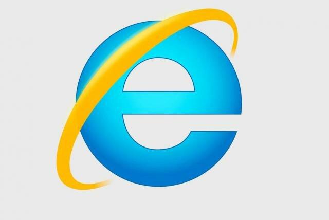 Se lanza Internet Explorer