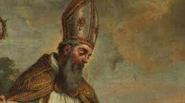 De San Agustín al Imperio Carolingo timeline