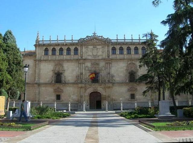 Ignatius begins his studies in Alcala