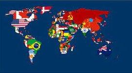 Acontecimiento de diferentes paises timeline