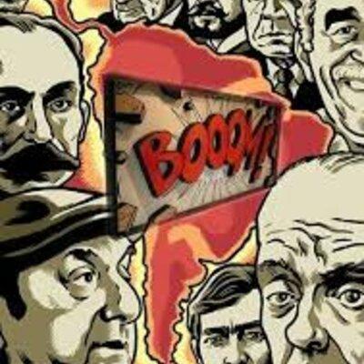 "Boom Latinoamericano de Juan Vélez      10""E"" timeline"