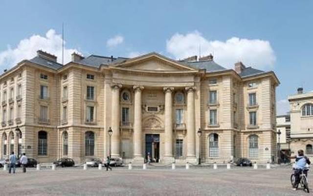 Ignatius attends the University of Paris