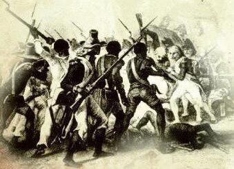 Manhattan Slave Uprising