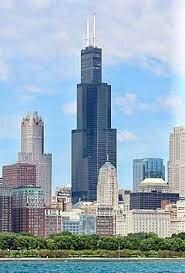 Beyond Sears building