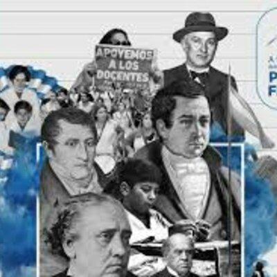 HISTORIA ARGENTINA Y POLÍTICAS EDUCATIVAS timeline