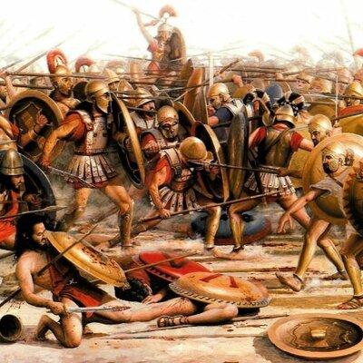 Le guerre Persiane (499-479 a.C.) timeline