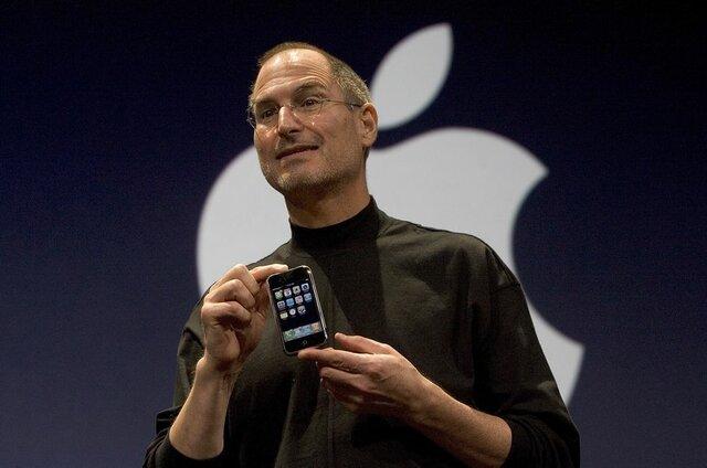 Apple presenta el iPhone