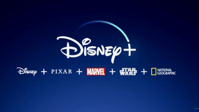 """""""Disney plus"""""""