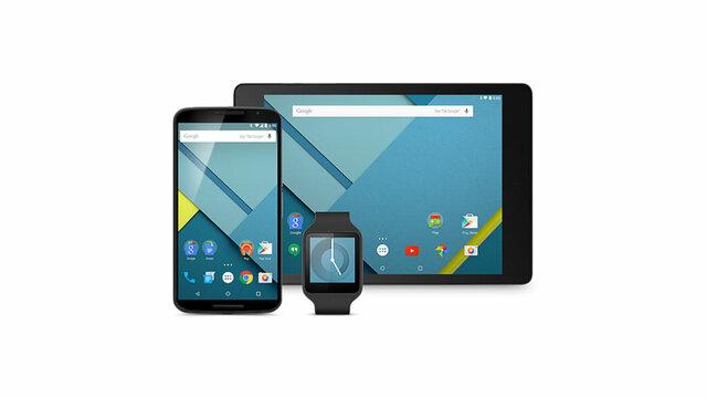 Android 5 Lollipop – La actualización más importante de la historia del sistema operativo