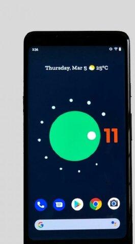 Android 11 – más protección