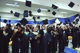 Graduación como Bachiller