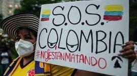 Paro Nacional en Colombia  timeline