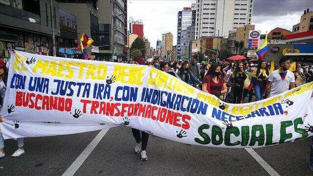 ¿Por qué  inicia el paro nacional en Colombia?