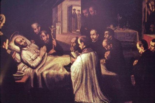 Ignatius dies