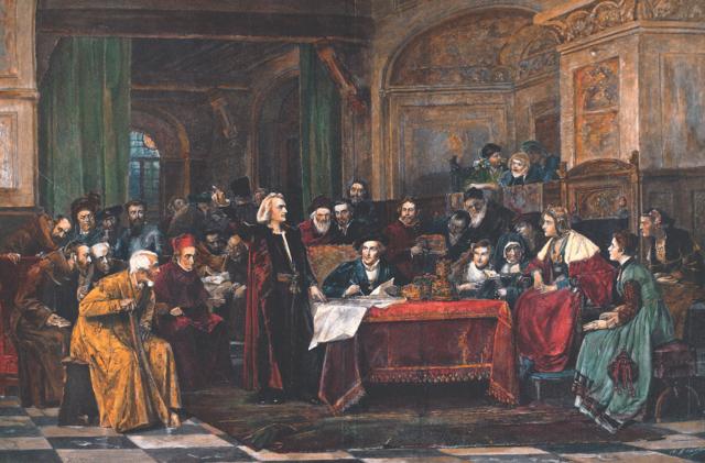 El proyecto de Cristóbal Colón (parte 1)