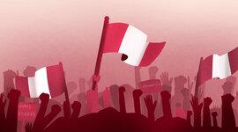 Momentos importantes de la independencia del Perú timeline