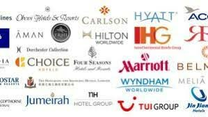 Conformación de cadenas hoteleras