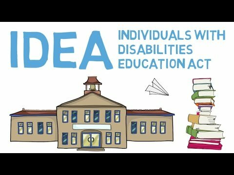 Individuals with Disabilities Education Act 1990