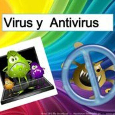 historia de virus y antivirus timeline