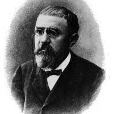 Henri Poincare April 29th 1854-July 17th 1912 timeline