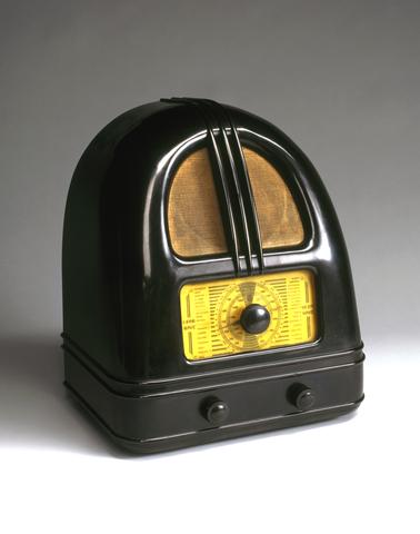 Receptor de transmisión Philco modelo 444