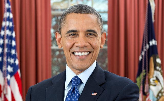 Barack Obama, primer presidente Afroamericano de los Estados Unidos