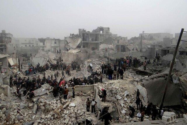Inicio de la Guerra Civil en Siria