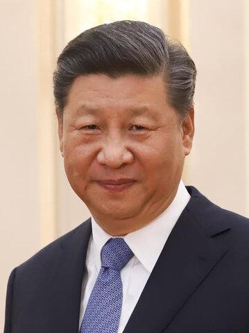 Toma de poder de Xi Jinping