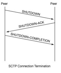 Creación del protocolo SCTP
